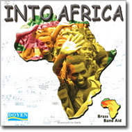 CD Cover Into Africa
